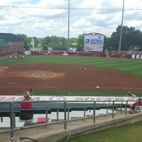 Photo taken at Rhoads Stadium by Will H. on 5/21/2016