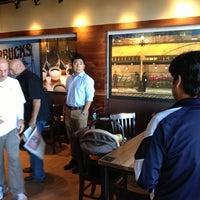 Photo taken at Starbucks by Jeffrey K. on 9/23/2012