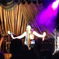 Photo taken at Commodore Ballroom by Billy H. on 1/10/2013