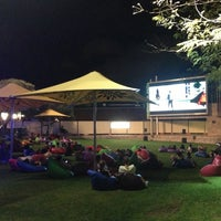 Photo taken at Northbridge Piazza by Rose V. on 4/19/2013