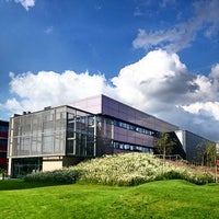 Photo taken at Jubilee Campus by Mark 👻 W. on 6/9/2014