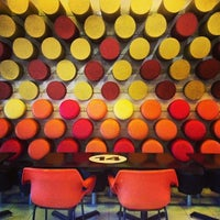 Photo taken at Cafe Bola by Estan l. on 7/18/2013