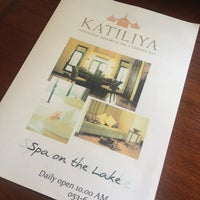 Photo taken at Katiliya Mountain Resort And Spa Chiang Rai by Juanjiwan on 9/12/2013