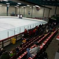 Photo taken at Metro Ice Facility by Rob E. on 10/12/2014