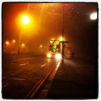 Photo taken at TfL Bus 319 by Richard B. on 1/2/2013