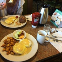 Photo taken at Perkins Restaurant & Bakery by Lily A. on 8/31/2014