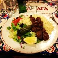 Photo taken at Sahara Restaurant Best Mediterranean food In Brooklyn NY by KBOOGIE B. on 5/12/2013