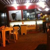 Photo taken at Esquilo Sanduiches BurgerMaxx by Valdemar S. on 3/4/2013