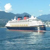 Photo taken at Disney Wonder by Connie M. on 7/30/2013