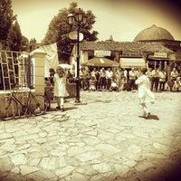 Photo taken at Стара скопска чаршија | Skopje Old Bazaar by Bari F. on 5/17/2013