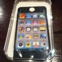 Photo taken at iBox Apple Store by Juliana K. on 11/10/2012