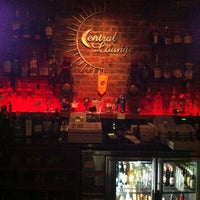 Photo taken at Central Lounge by Tom P. on 8/17/2013