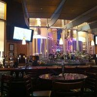 Photo taken at Gordon Biersch Brewery Restaurant by LJ M. on 10/8/2012