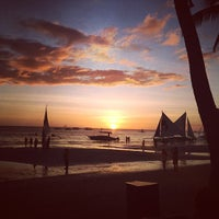 Photo taken at Boracay Island by juni a. on 3/31/2013