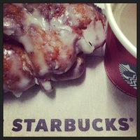 Photo taken at Starbucks Coffee by Michael F. on 1/22/2013