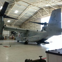Photo taken at Marine Corps Air Station Miramar by Andrew O. on 7/18/2013