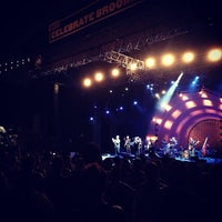 Photo taken at Celebrate Brooklyn!/Prospect Park Bandshell by Peter W. on 7/21/2013