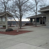 Photo taken at Mohawk Travel Plaza by Paula S. on 12/20/2012