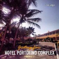 Photo taken at Hotel Portofino Complex by Leonardo S. on 7/4/2013