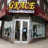 Photo taken at Grace Beauty Parlor by Grace P. on 6/5/2013