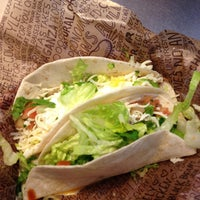 Photo taken at Chipotle Mexican Grill by Megan S. on 1/5/2013