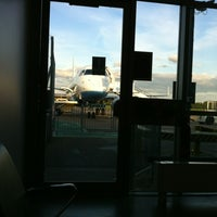 Photo taken at Airport Departure Lounge by Leanne L. on 7/15/2012