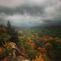 Photo taken at Sleeping Giant State Park by Scott S. on 10/6/2013