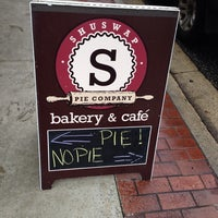 Photo taken at Shuswap Pie Company by Shane M. on 9/27/2013