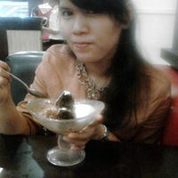 Photo taken at City Ice Cream Medan Plaza by Delima H. on 10/20/2014