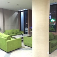 Photo taken at The Green Hotel by masbuy  on 11/26/2014