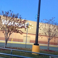 Photo taken at Walmart Supercenter by Jimmy C. on 11/22/2012