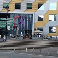 Photo taken at Soccer World by Hildo J. on 6/2/2013