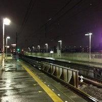 Photo taken at Keisei Sekiya Station (KS06) by ysbay98 m. on 11/11/2012