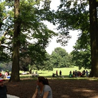 Photo taken at Prospect Park Picnic House by Becca S. on 7/14/2013