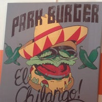 Photo taken at Park Burger by Charlie on 7/19/2013