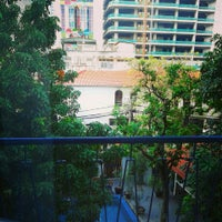 Photo taken at The 252 Hotel, Phnom Penh by Jangkajee👸 P. on 5/13/2015