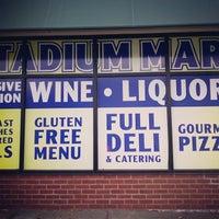 Photo taken at Stadium Market by Michael M. on 11/10/2013
