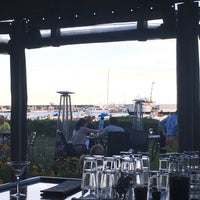 Photo taken at The Brant Point Grill at The White Elephant Hotel by Mr. Ameet on 8/25/2016