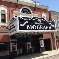 Photo taken at Victory Gardens Biograph Theater by Brandy R. on 4/30/2013