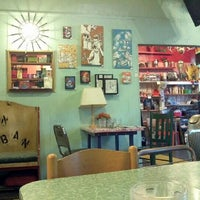 Photo taken at UnUrban Coffee House by Joanna G. on 1/26/2013