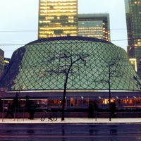 Photo taken at Roy Thomson Hall by Jaime H. on 2/23/2013