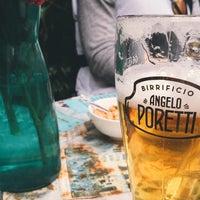 Photo taken at Bar del Cinque by Konstantinos P. on 5/21/2015