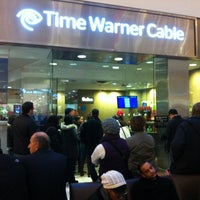 Photo taken at Time Warner Cable Store by Sherry T. on 12/1/2012