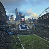 Photo taken at CenturyLink Field by Quoc T. on 12/30/2012