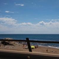 Photo taken at Bikini Beach by RJ P. on 6/22/2014