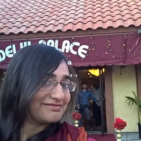 Photo taken at Royal Delhi Palace by Zienna E. on 6/1/2015
