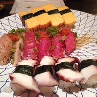 Photo taken at Fusion Sushi by Victor O. on 3/1/2014