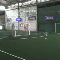 Photo taken at SD Indoor Soccer by Veerapat V. on 10/14/2012