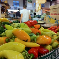 Photo taken at Lancaster Central Market by Tobias T. on 9/28/2012