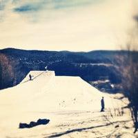 Photo taken at Carinthia Parks at Mount Snow by Dan B. on 4/27/2013